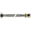 Flexibele RVS aansluitleiding 100 centimeter