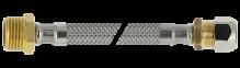 RVS flexibele slang