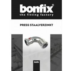 BONFIX PRESS Staalverzinkt