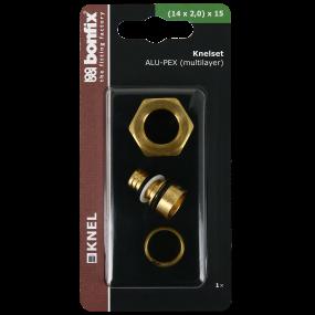 Knelset voor ALU-PEX (Multilayer)