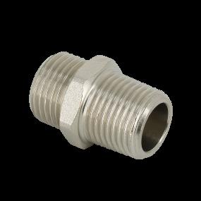Nipple for gas hose