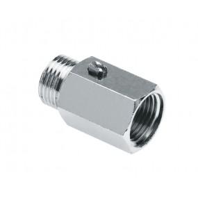Straight mini ball valve (screwdriver)