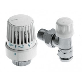 Thermostatic Radiator Valve angle type