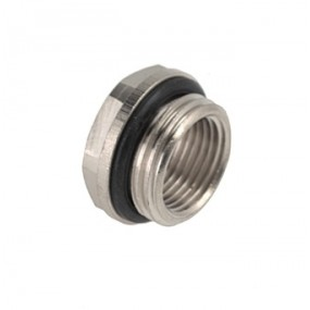 Reducer ring nickel plated