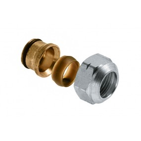 Adaptor for copper/steel