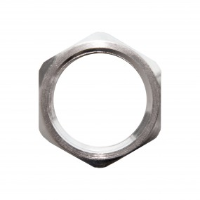 Conection nut for plate